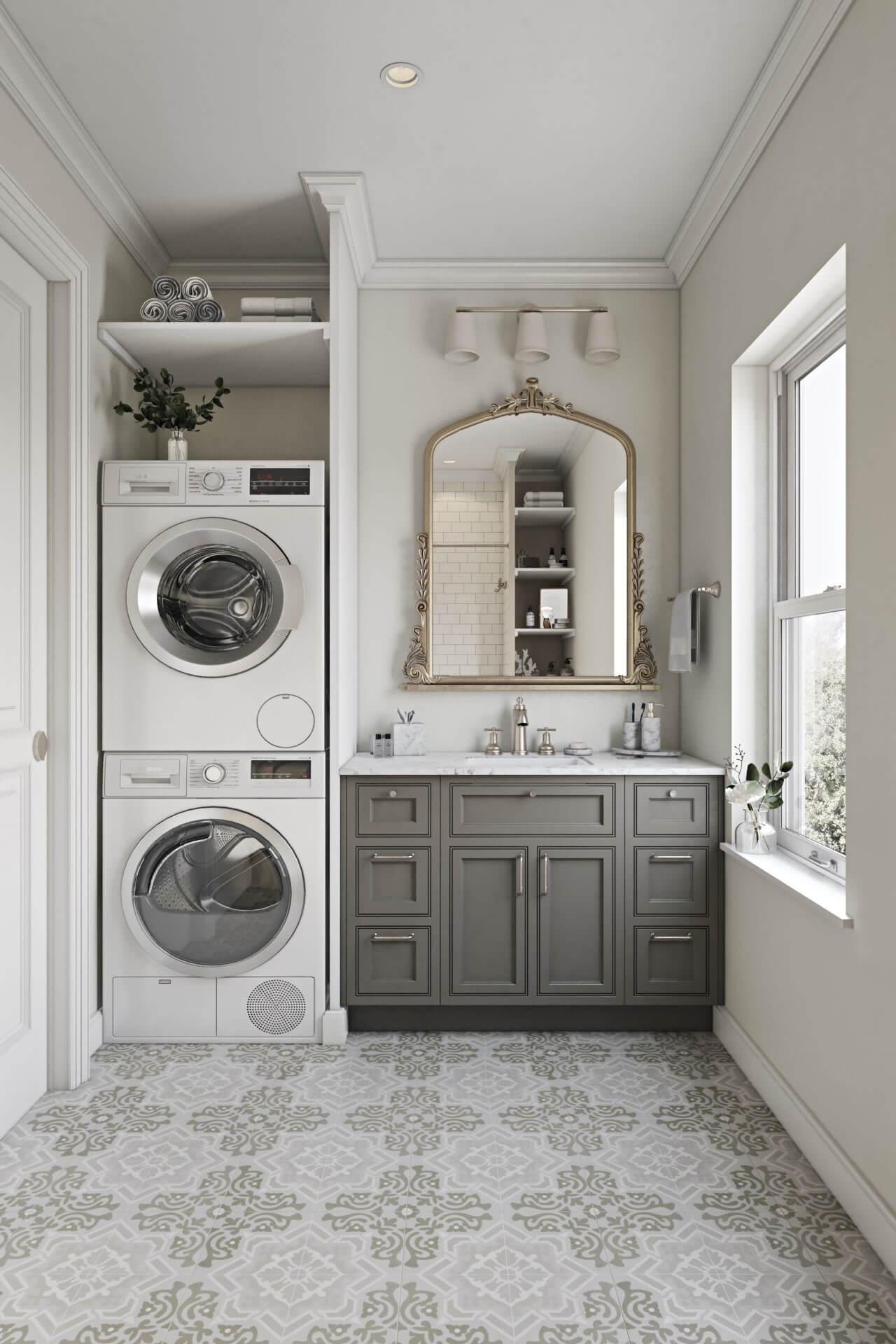 Traditional bath design washington dc